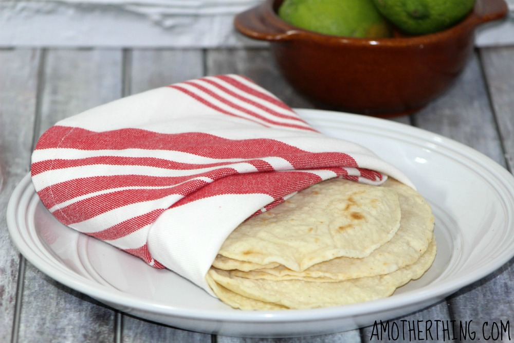 Make Your Own Flour Tortillas at Home - A Mother Thing - HMLP 74 - Feature
