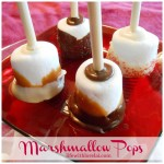 Marshmallow Pops – Recipe For A Sweet Treat