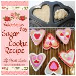Valentine's Day Sugar Cookie Recipe