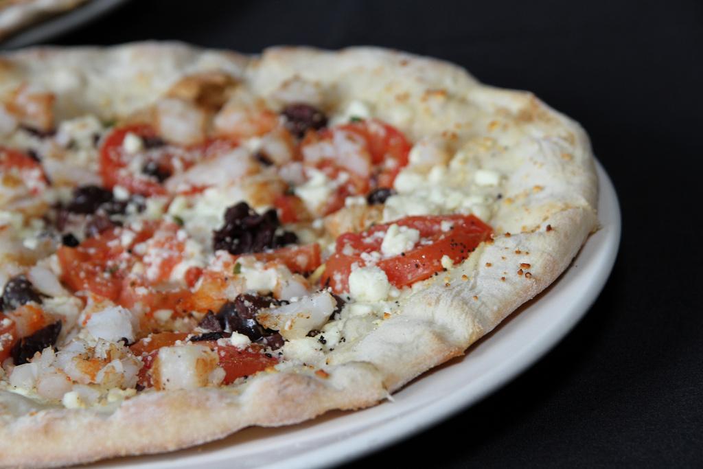 Greek Pizza - Best Organic Sunday Dinner Recipes