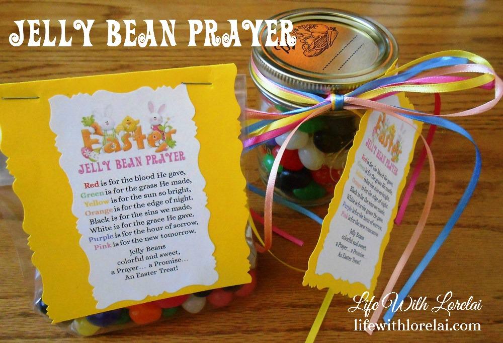 Jelly Bean Prayer - Life With Lorelai