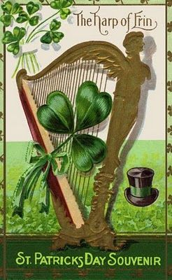 The Harp of Ireland