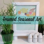 Framed Seasonal Art
