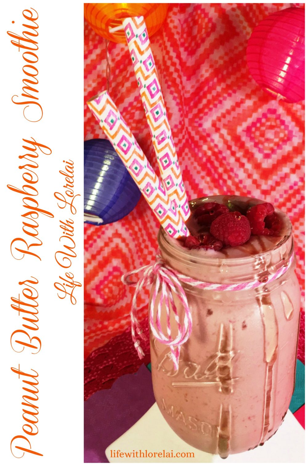 Peanut-Butter-Raspberry-Smoothie-CollectiveBias-SoFab
