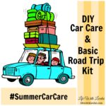 DIY Car Care & Basic Road Trip Kit