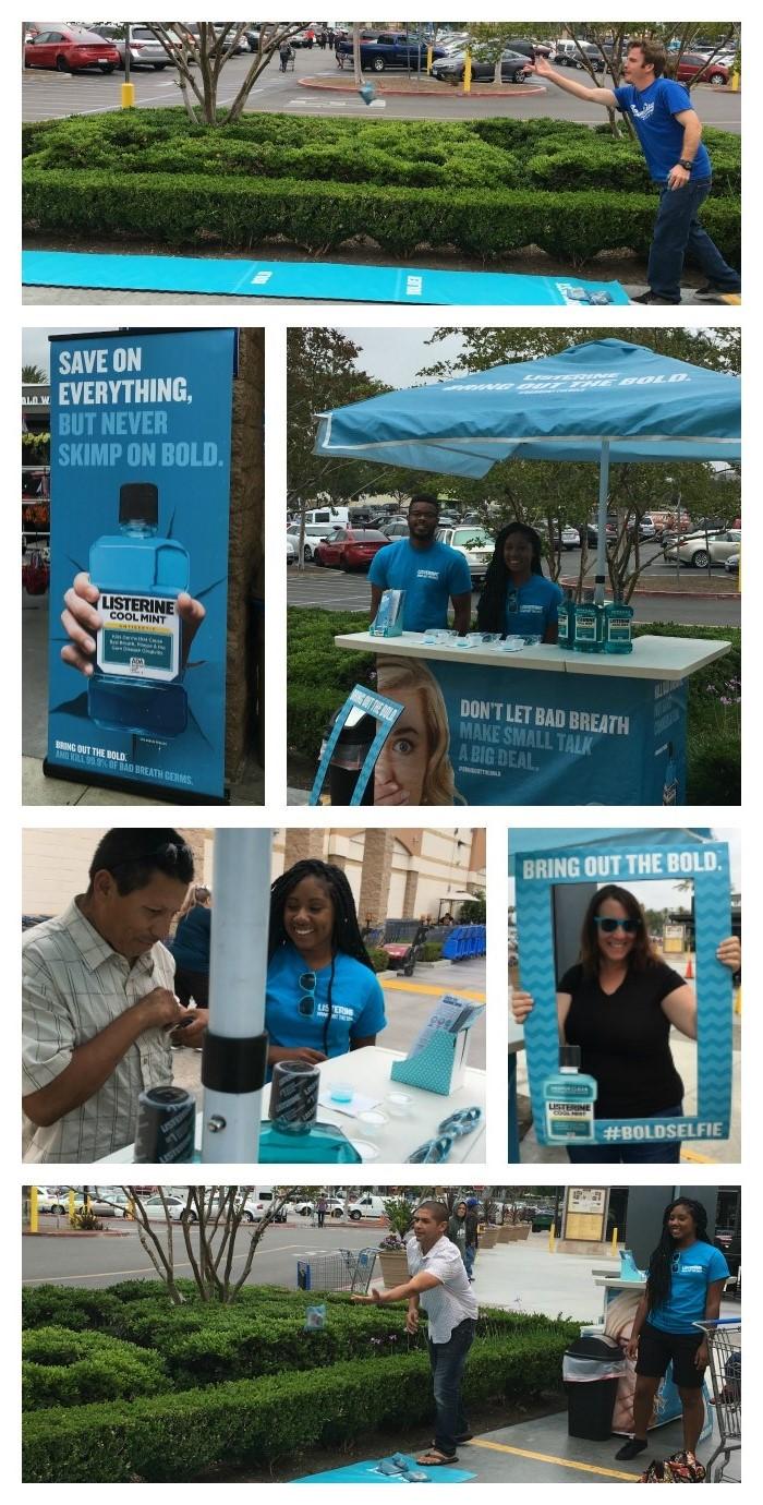 Listerine-Mobil-Tour-Event-Walmart