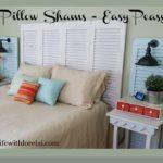 Pillow Shams – Easy Peasy