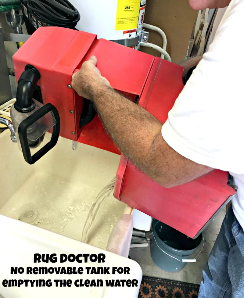 How Long Is A Rug Doctor Rental