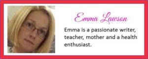 Emma Lawson - Bio - Spring 2016