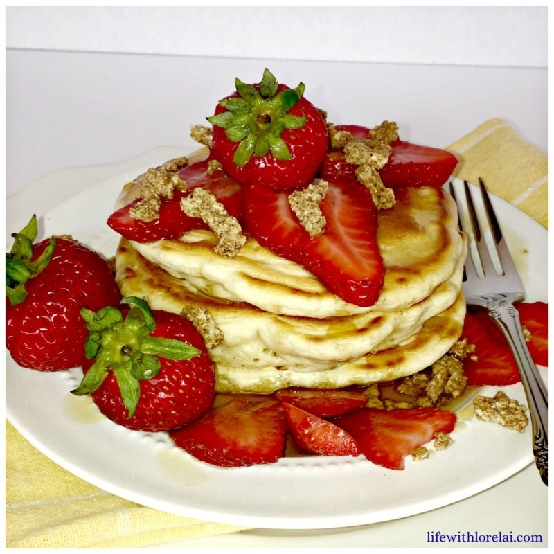 Strawberry-Pancakes-4-Life With Lorelai