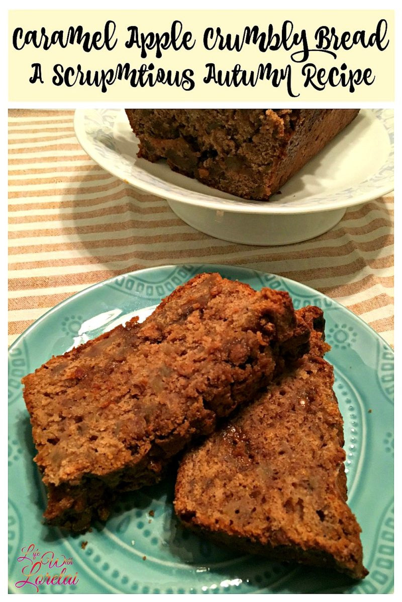 http://lifewithlorelai.com/wp-content/uploads/2016/09/Caramel-Apple-Crumbly-Bread-Recipe-sq1-e1474651984411.jpg
