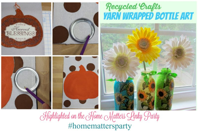 Home Matters Linky Party #103 - Come join the fun and link your blog posts -- Door Opens Friday EST. #HomeMattersParty #Linky #Blogging #LinkyParty