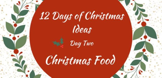 There's nothing better than homemade food gifts at Christmas. 12 Days of Christmas Ideas Blog Hop has got loads of ideas for celebrating the holidays.