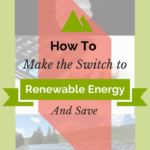 Renewable Energy – Make The Switch Over Winter
