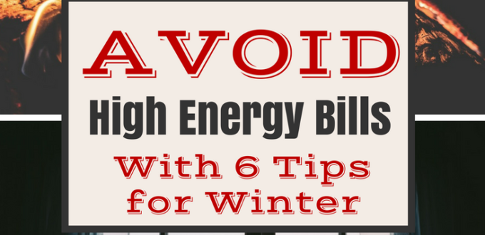 Don't be a Grinch and take away all things Christmas — instead, look for clever ways to save money on your energy bills this winter. Check out these 6 tips.