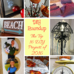 DIY Roundup – Top 16 DIY Projects of 2016