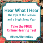 Hear What I Hear – NEW Online Hearing Test