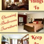 Bedroom Furniture – 10 Things To Keep In Mind