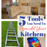 5 Tools You Need To Remodel Your Kitchen