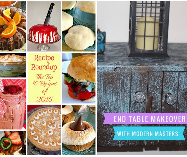 Come join the fun and link your blog posts at the Home Matters Linky Party 117. Find inspiration recipes, decor, crafts, organize -- Door Opens Friday EST.