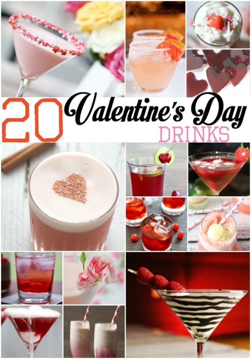 20 Valentine's Day Drinks - Totally The Bomb - HMLP 121 Feature