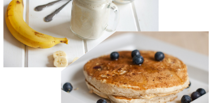 Vegan recipes that provide the protein and flavor you want first thing in the morning. Have a Coconut Smoothie or Blueberry Pancakes for breakfast or snack.