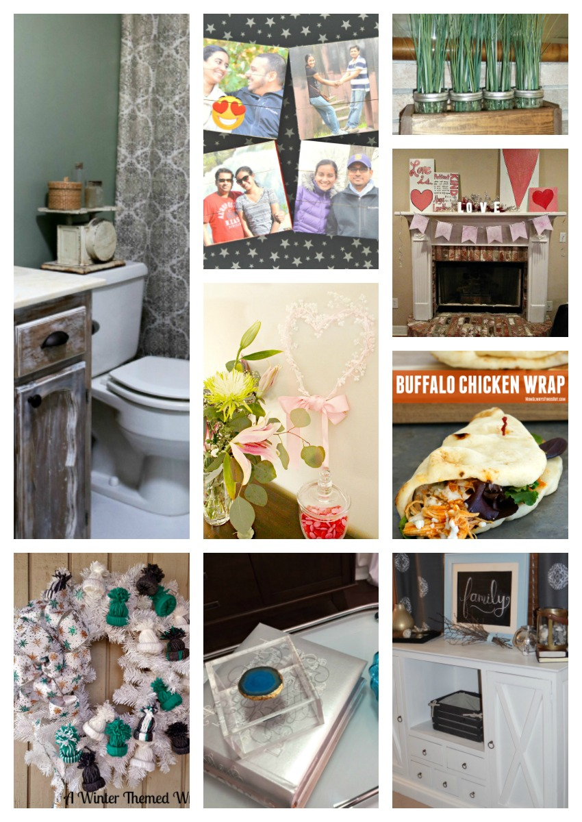 Come join the fun and link your blog posts at the Home Matters Linky Party 121. Find inspiration, recipes, decor, crafts, organize, home, garden, repurpose, upcycle -- Door Opens Friday EST.