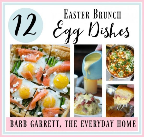 Home matters linky party 127 life with lorelai for Restaurants serving easter brunch near me