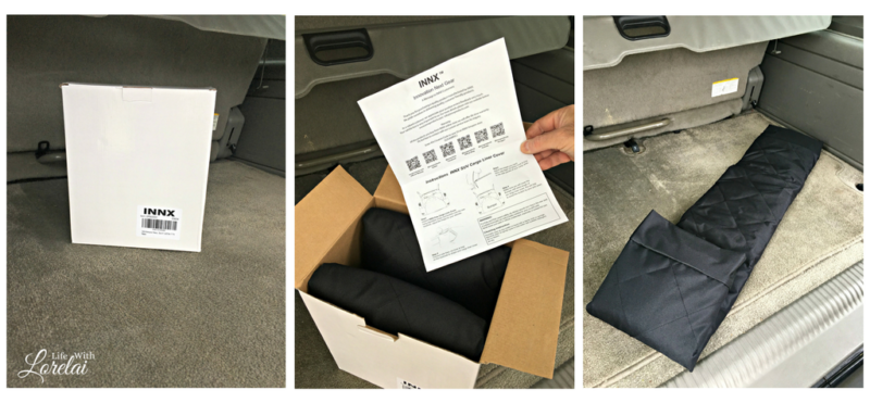 Enjoy life, live it to the fullest, but that leaves your vehicle vulnerable to messes. Protect cargo area with an INNX waterproof liner. #AD #CargoLiner