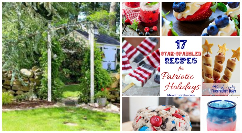 Come join the fun and link your blog posts at the Home Matters Linky Party 141. Find inspiration recipes, decor, crafts, organize -- Door Opens Friday EST.
