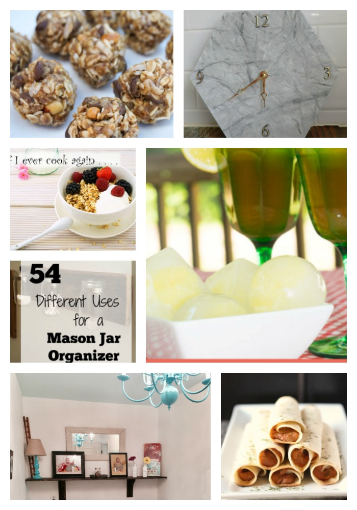 Come join the fun and link your blog posts at the Home Matters Linky Party 143. Find inspiration recipes, decor, crafts, organize -- Door Opens Friday EST.
