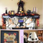 Halloween Decor Ideas – Spooky Elegance
