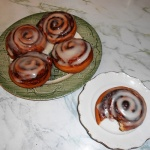 A Cinnamon Roll Morning…