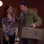 Lorelai Gets Lucky With Locky Luke and Bert!