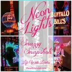 Snazzy Snapshots – Neon Lights