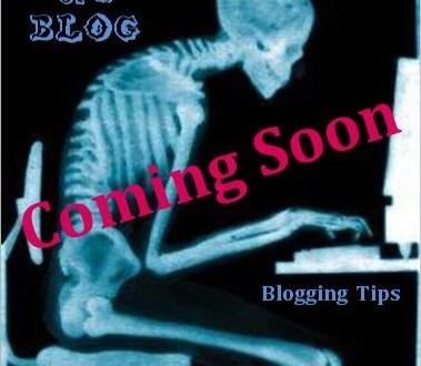 X-ray of a Blog… Coming Wednesday!