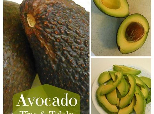 Avocado Tips & Tricks