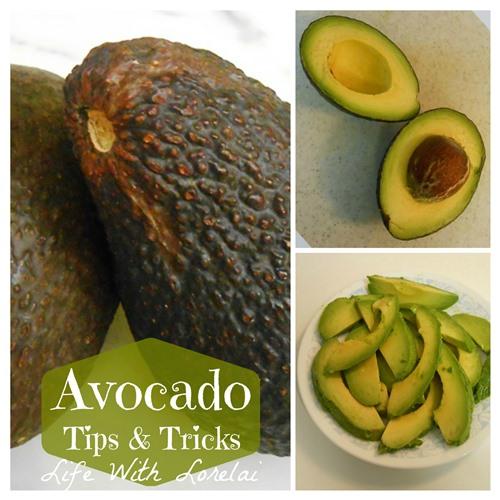 Avocado Tips & Tricks Collage1 | Life With Lorelai