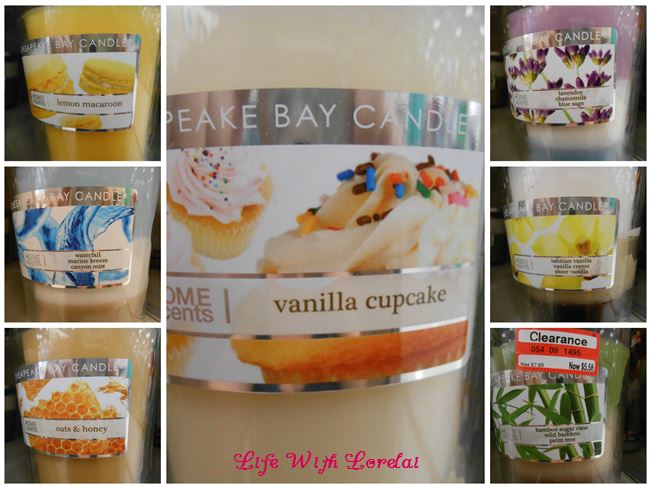 Chesapeake Bay Candles Collage - marked