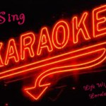 Go Ahead… Sing Karaoke #5 – Halloween Edition