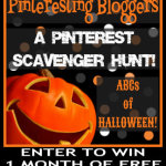 A Pinteresting Halloween Scavenger Hunt – Entry