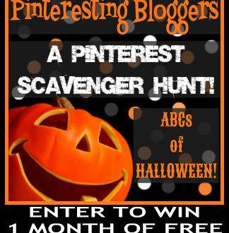 A Pinteresting Halloween
