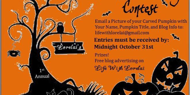 Lorelai's Pumpkin Carving Contest