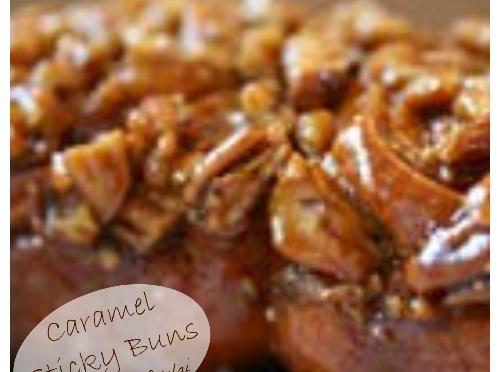 Caramel Sticky Buns | Life With Lorelai