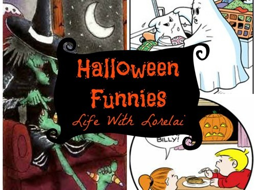 Halloween Funnies | Life With Lorelai