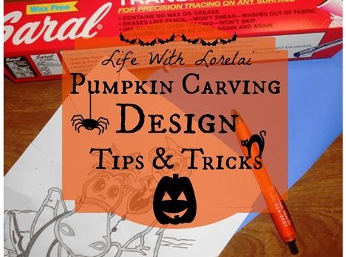 Pumpkin Carving Design Tips & Tricks