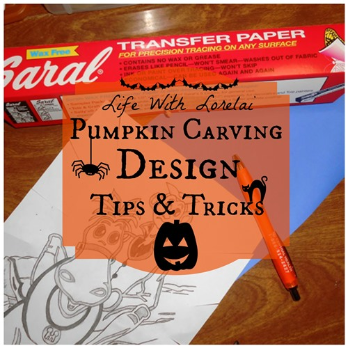 Pumpkin Carving Designs Tips and Tricks | Life With Lorelai