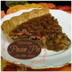 Mississippi Pecan Pie – Printable Recipe