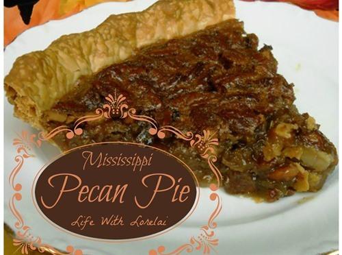 Mississippi Pecan Pie - Life With Lorelai