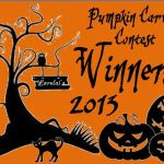 Lorelai's Pumpkin Carving Contest 2013 – WINNERS